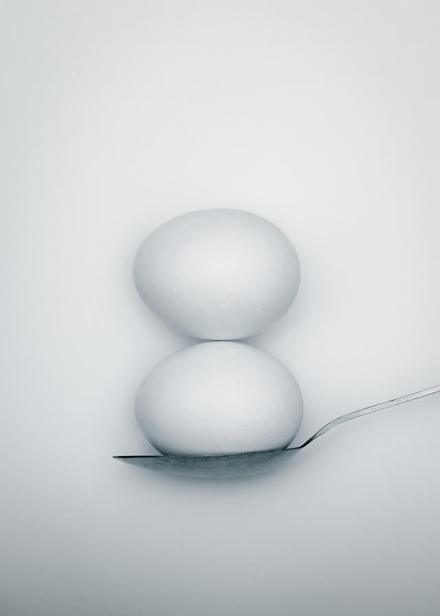 verzakking in balans